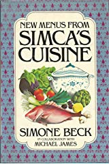 New Menus from Simca's Cuisine Paperback