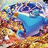 ディズニー ジーニー,アラジン iPad壁紙
