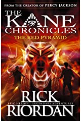 The Red Pyramid (The Kane Chronicles Book 1) Kindle Edition