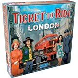 Days of Wonder Ticket to Ride London Board Game, Mixed Colours (DOW720061)