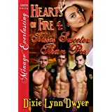 Hearts on Fire 4: Kisses Sweeter Than Pie [Hearts on Fire 4] (Siren Publishing Menage Everlasting)