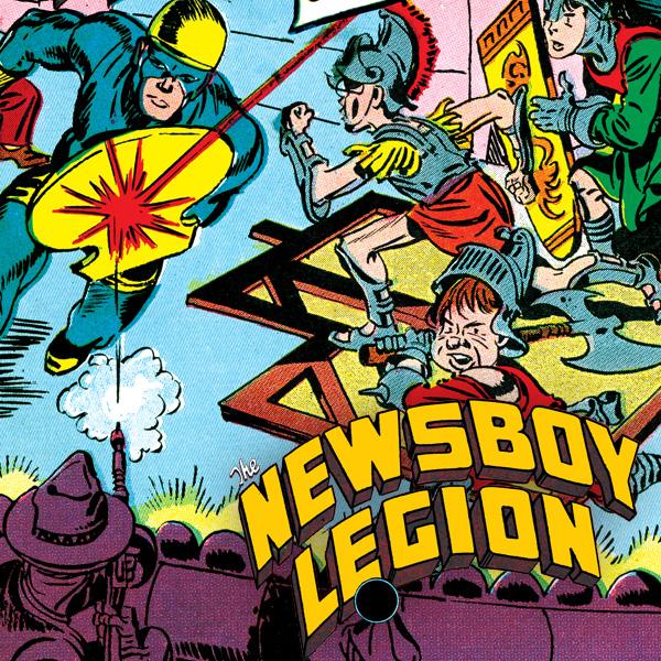 Download The Newsboy Legion (Collections) (2 Book Series) B07D3Q4QXC