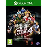 Rugby League Live 4 World Cup Edition (Xbox One)