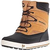 Merrell Girls Ml-Girls Snow Bank 2.0 Wtrpf High Rise Hiking Shoes
