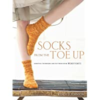 Socks from the Toe Up: Essential Techniques and Patterns fro…