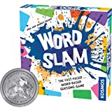 Word Slam Party Game | Family Fun Game Night | Fast-Paced Word-Based Guessing Game | 3 or More Players | Parents' Choice Silv