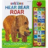 Hear Bear Roar - The World of Eric Carle Apple Play-a-Sound