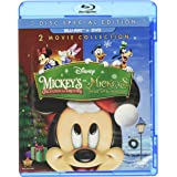Mickey's Once Upon a Christmas / Mickey's Twice [Blu-ray] [Import]