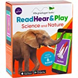 Read Hear & Play: Science and Nature (6 First Word Books & Downloadable Apps!): 6 Book Boxed Set