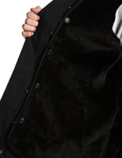 Houston M-51 Parka 5409: Black