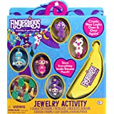 Tara Toys Fingerlings Jewelry Activity Arts and Crafts Kit, Varies