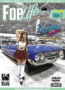 フォーライフマガジン for DVD vol.3 ~ローライダースーパーショージャパン2016幕張スペシャル~