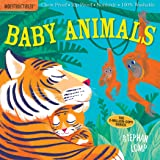 Indestructibles: Baby Animals: Chew Proof · Rip Proof · Nontoxic · 100% Washable (Book for Babies, Newborn Books, Safe to Che
