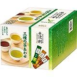 辻利 インスタント 三種の茶あわせ 100P