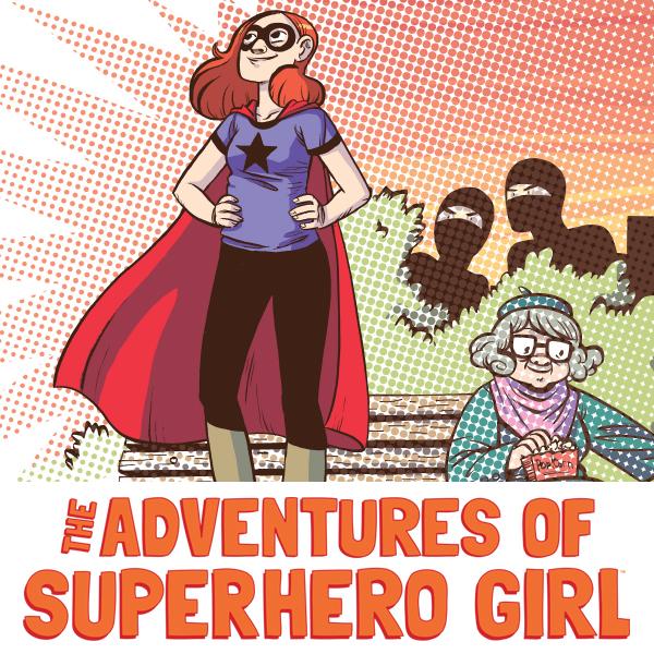 Download Adventures of Superhero Girl (Issues) (2 Book Series) B075SJWMWM