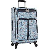 """Chaps 20"""" Expandable Carry on Spinner Luggage"""