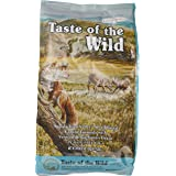 Taste of the Wild TOW9054 Appalachian Valley Small Breed Canine Formula with Venison & Garbanzo Beans, 2kg