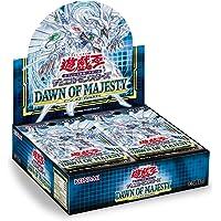 遊戯王OCG デュエルモンスターズ DAWN OF MAJESTY BOX(初回生産限定版)(+1ボーナスパック 同梱…