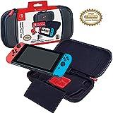 Officially Licensed Nintendo Switch Game Traveler Deluxe Travel Case – Black