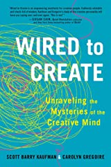 Wired to Create Paperback