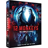 12 Monkeys: The Complete Series [Blu-ray]