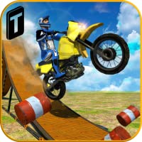 Crazy Bike Stunts 3D