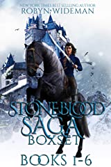 Stoneblood Saga Boxset: Books 1-6 Kindle Edition