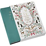 PRIMROSIA A5 Dot Grid Watercolour Journal Notebook – 160 Pages I 160gsm Premium Heavy Paper, No Bleed – Luxe Linen Hard Cover