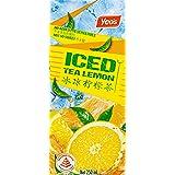 Yeo's Iced Lemon Tea, 250ml (Pack of 6)
