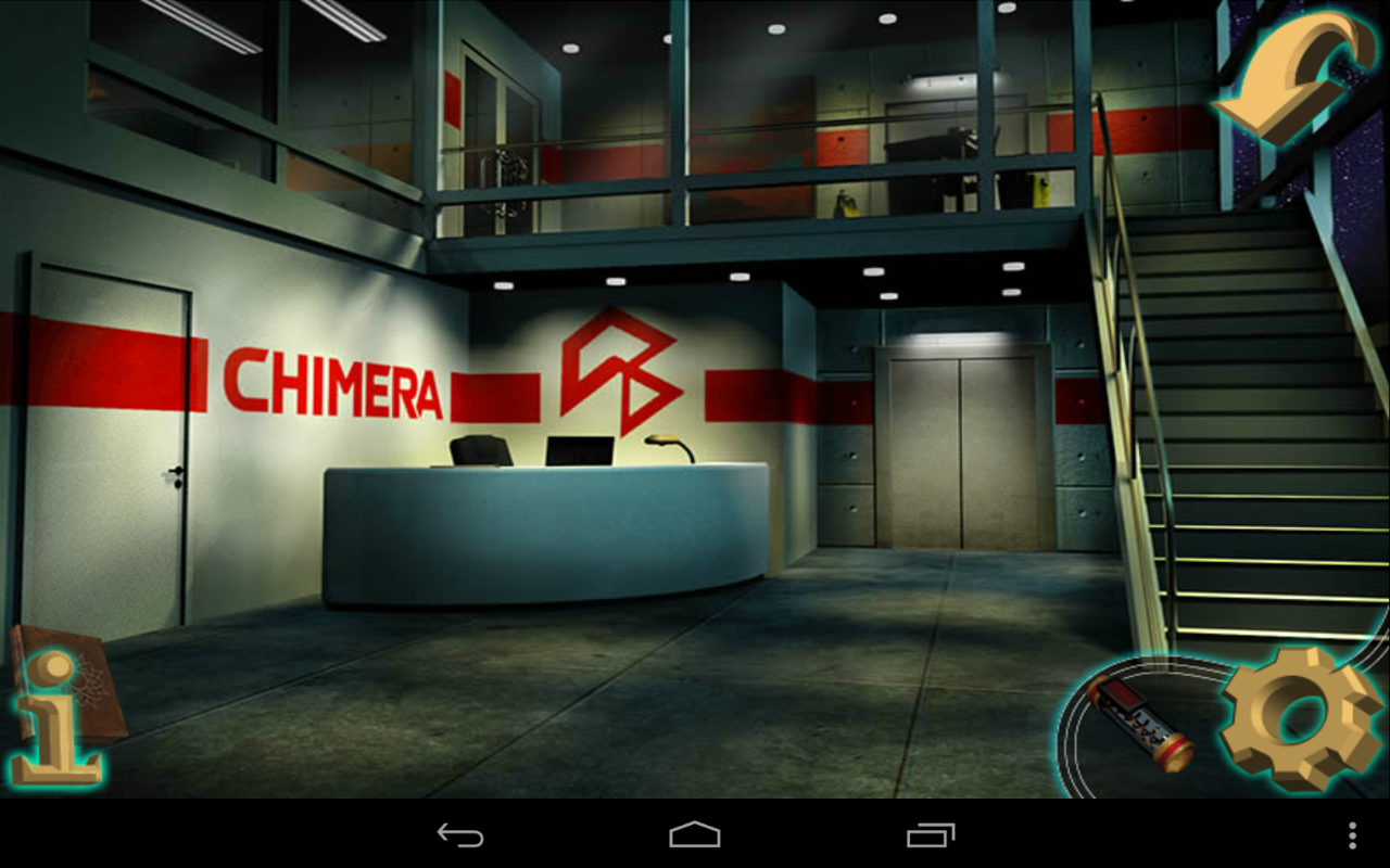 『The Secret of Chimera Labs』の4枚目の画像