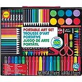 ALEX Toys Artist Studio Portable Art Set (for age 3-15 years)
