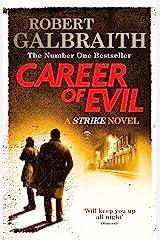 Career of Evil: Cormoran Strike Book 3 Kindle Edition