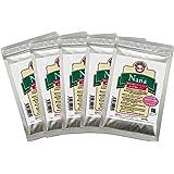 【小粒タイプ】総合栄養食 ナナ(Nana) ライトエナジー小粒 お試しサイズ100g×5袋セット(シニア犬用・代謝エネルギー295kcal / 100g)ダイエット犬 低カロリーでダイエットに最適 ラム&ライス 糞臭軽減 (ドッグフード)