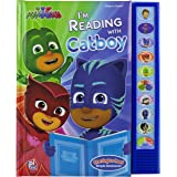 Pj Masks I'm Ready to Read with Catboy (Play-A-Sound)