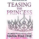 Teasing the Princess: Royal Romance (Winston Isles Royals Book 6) (English Edition)