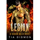 Legion: Dragon Shifter Romance (Dragon Rules Series Book 1)