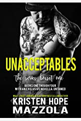 The Unacceptables Series Box Set One: Books One through Four with an Exclusive Novella: Untamed Kindle Edition