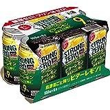 サントリー チューハイ -196℃ ストロングゼロ ビターレモン 350ml×6本