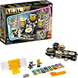 LEGO 43112 VIDIYO Robo Hiphop Car Beatbox Music Video Maker Musical Toy for Kids, Augmented Reality Set with App