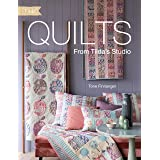 Quilts from Tilda's Studio: 15 Tilda Quilts to Sew and Love: Tilda Quilts and Pillows to Sew with Love