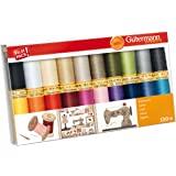 Gutermann Thread Set, Multi-Colour, 100 m
