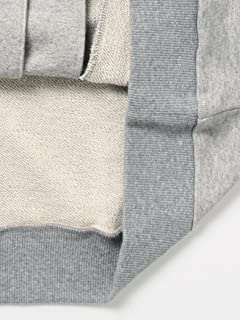 Crewneck Sweat Cardigan 11-13-2039-060: Grey