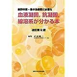 麻酔科医・集中治療医に必要な血液凝固、抗凝固、線溶系が分かる本