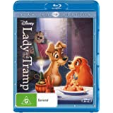 Lady & The Tramp (Blu-ray)
