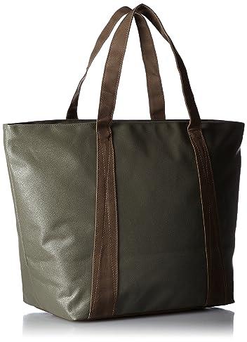 Khaki Tote M 1432-599-4343: Olive