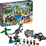 LEGO® Jurassic World™ - Baryonyx Face-Off: The Treasure Hunt 75935