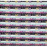 KeLan 鬼滅の刃 生地 布 胡蝶しのぶ 冷感生地 マスク用 ポリエステル 約155*100cm きめつのやいば パッチワーク生地 DIY 手芸 手作り ハンドメイド用品