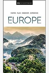 DK Eyewitness Europe (Travel Guide) Kindle Edition
