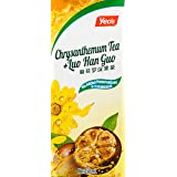 Yeo's Chrysanthemum Tea, Luo Han Guo, 250ml (Pack of 6)