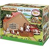 Sylvanian Families Log Cabin,Playset